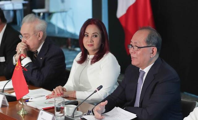 90 mmdd, el intercambio comercial entre México y China