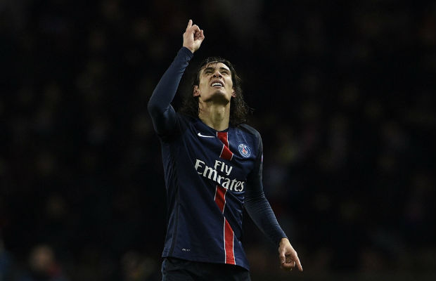 Edinson Cavani permet au PSG de s'imposer 2-1 contre Chelsea