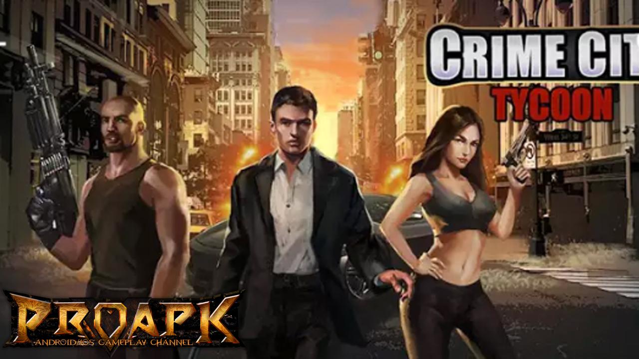 Crime City Tycoon