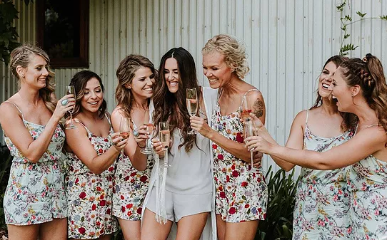 CRUELTY FREE WEDDING MAKEUP BYRON BAY
