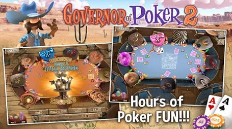 Poker games for 6