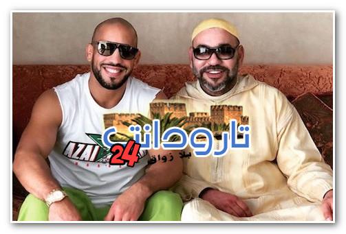 """رصيف الصحافة: """"أبو زعيتر"""" يتنقل بسيارات الملك محمد السادس"""