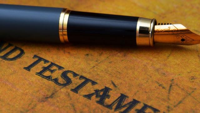 Testamento y Derecho