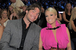 Mike Fisher Wife Carrie Underwood