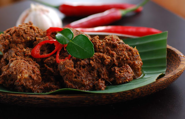 wallpaper rendang