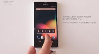Hace un mes que AOSP llegaba al Sony Xperia Z para ofrecer la experiencia Android pura sin bloatware y capas de usuario del fabricante en este dispositivo, pero entonces muchos pensábamos que el proyecto no tomaría vuelto y se caería en pocos meses. Afortunadamente estaba completamente equivocado y a dia de hoy Sony ya cuenta con la primera ROM funcional de AOSP para el Xperia Z que nos permitirá tener la interfaz de Android nativa que tienen los usuarios de los dispositivos Nexus. Lamentablemente la ROM aun no es estable y carece de muchas funciones para el uso diario ya