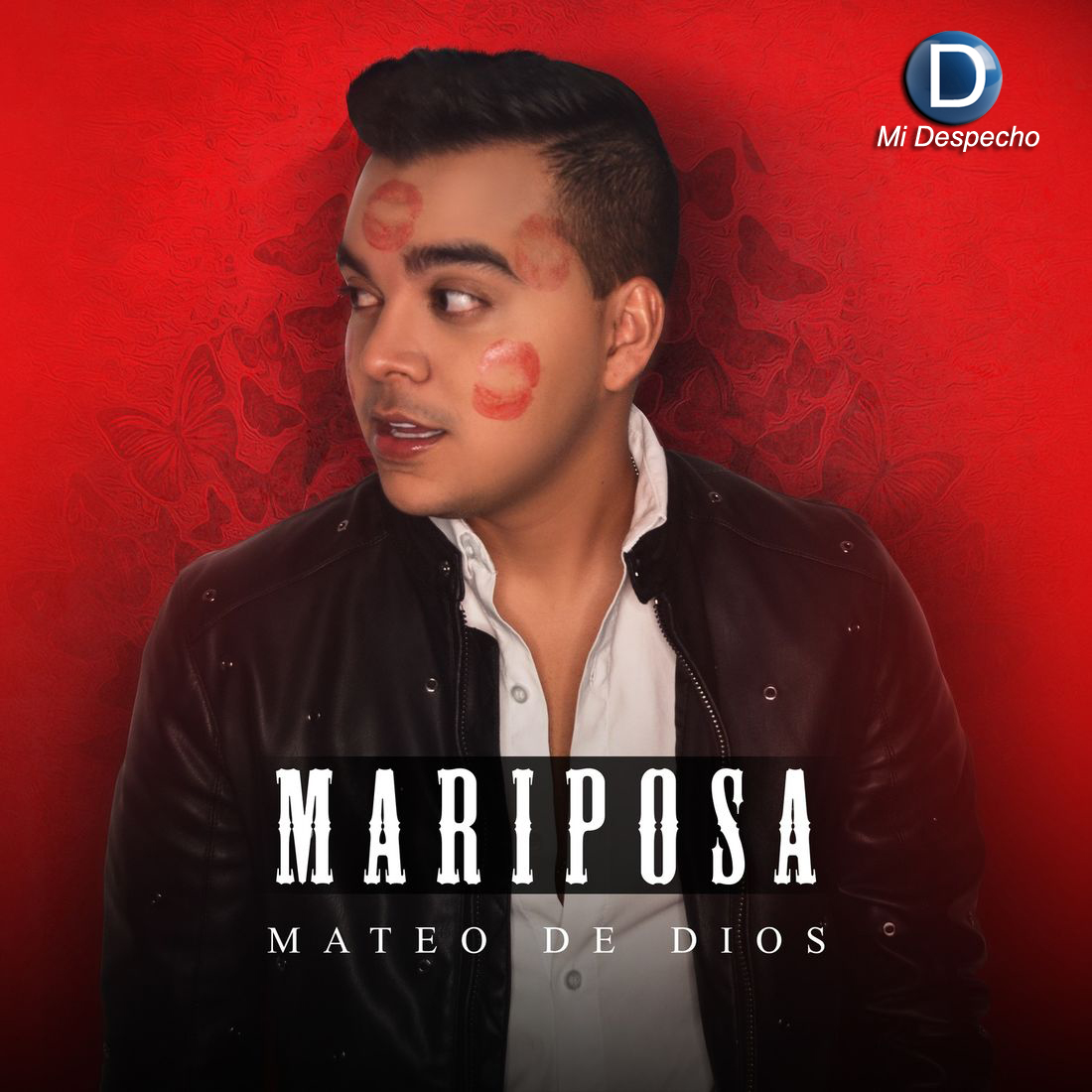 Mateo De Dios Mariposa Frontal
