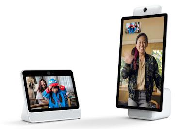 Facebook anuncia su primer dispositivo para videollamadas-TuParadaDigital