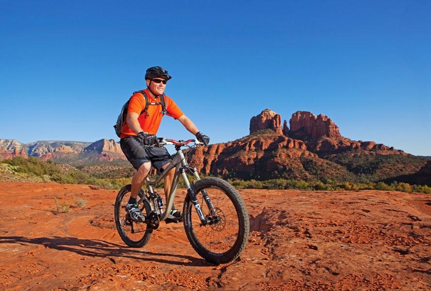 Outdoor Enthusiast's Summer Vacation in Sedona Arizona