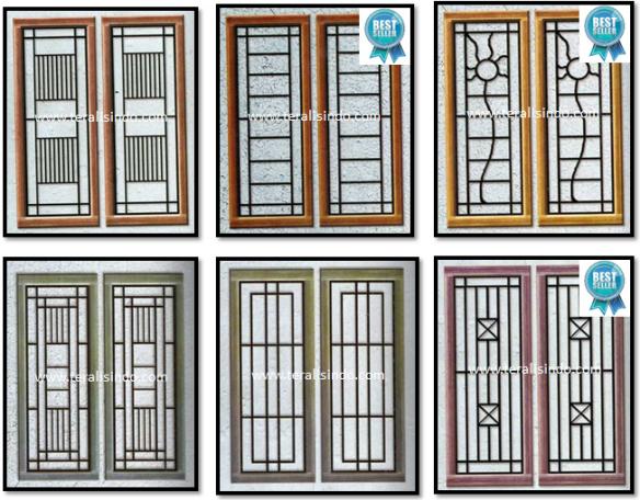 Galey 78 Contoh Gambar Model Teralis Rumah Minimalis