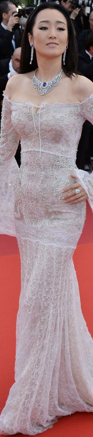 Gong Li 2016 Cannes Film Festival