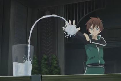 30 Karakter Anime Pengguna Kekuatan Elemen Air Terkuat