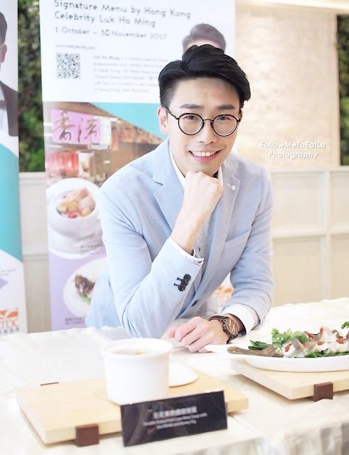 A Taste & Feel Of Hong Kong With Celebrity Luk Ho Ming  (陸浩明)