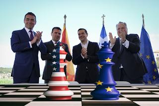 Ο υπόγειος ρόλος ΗΠΑ και Ε.Ε.