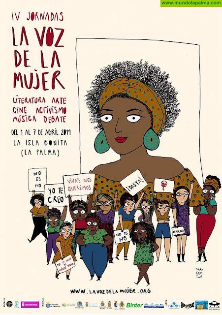 Cultura y activismo social alzan la voz en La Palma durante la primera semana de abril