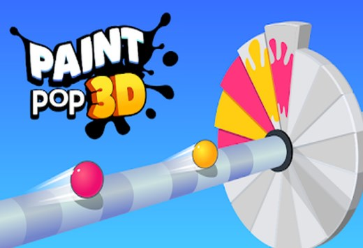 Paint pop 3d Apk  Free on Android Game Download