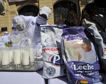 El IBCE abordó el tema en el último foro sobre lácteos / ABI