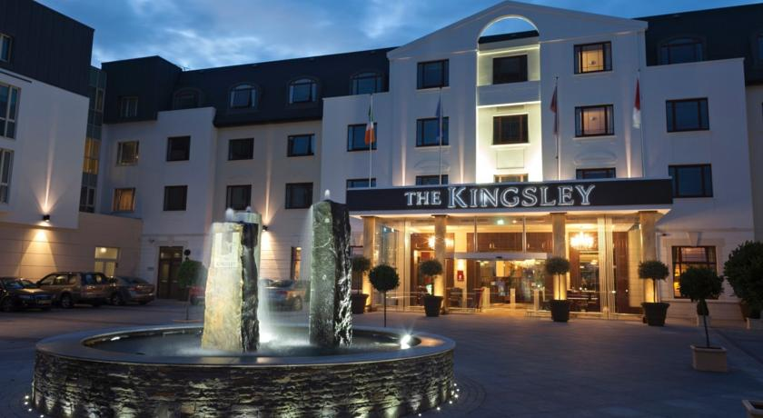 where the kingsley hotel cork ireland free parking