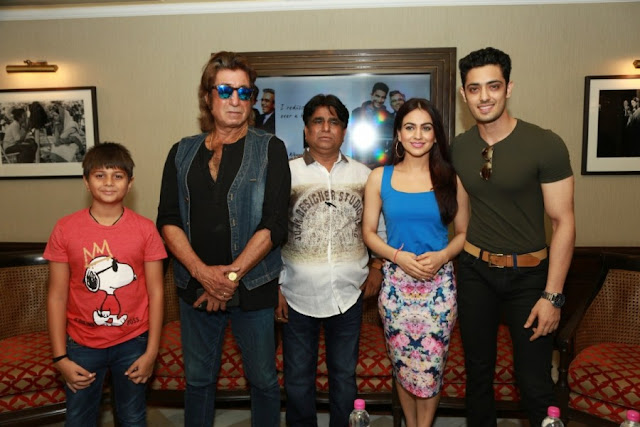 Shakti Kapoor Promotes Love U Family