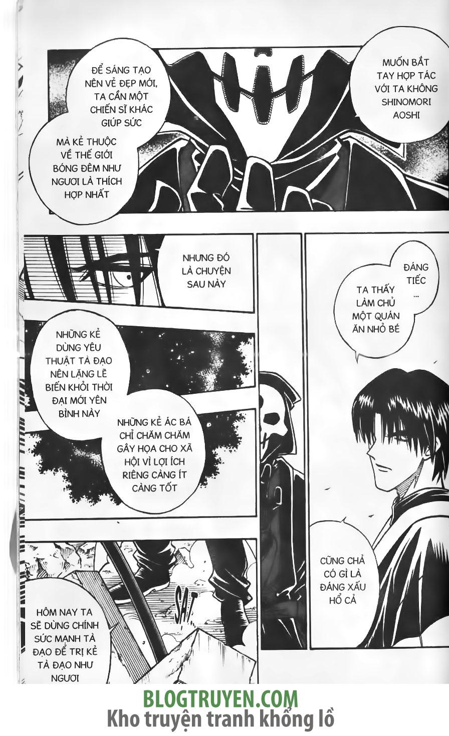 Rurouni Kenshin chap 216 trang 15
