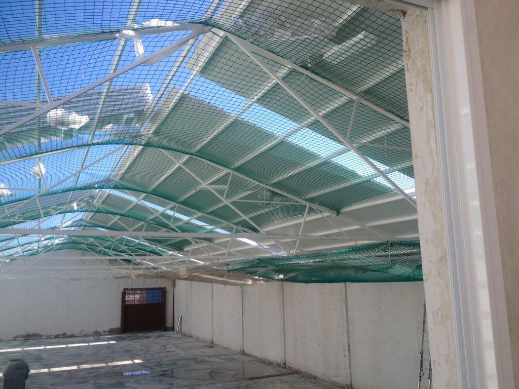 Montadores de cubiertas sobre estructuras metálicas - Estructuras ...