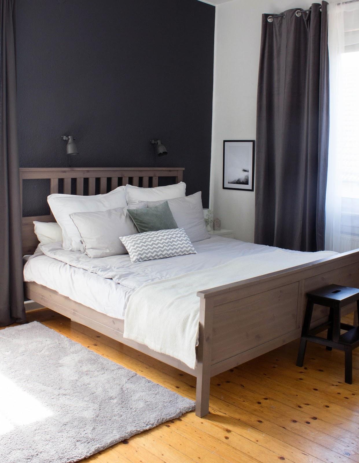 Hemnes Bett Im Wohnzimmer