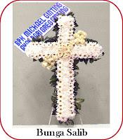 bunga salib oasis lestari