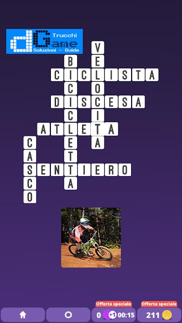 Soluzioni One Clue Crossword livello 17 schemi 10 (Cruciverba illustrato)  | Parole e foto