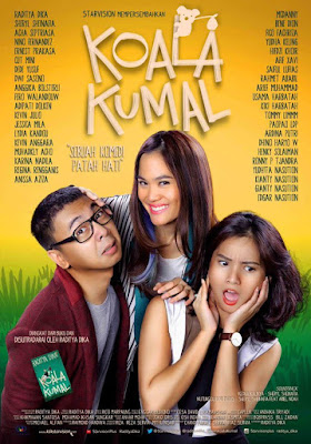 Poster Film Koala Kumal