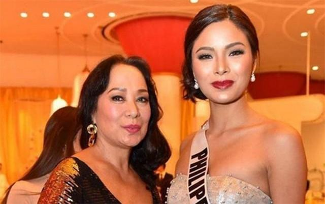 "Gloria Diaz called Maxine Medina a ""saling pusa"" in Miss Universe pageant"