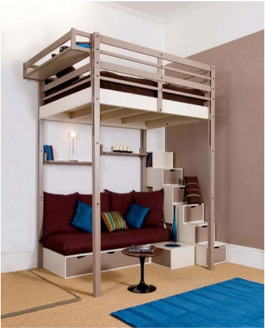 key interiors by shinay modern bunk rooms for teenage boys. Black Bedroom Furniture Sets. Home Design Ideas