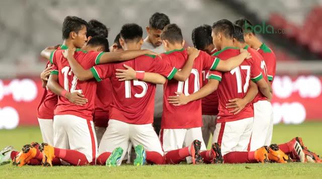 Hasil Undian Piala Asia U-19: Indonesia Masuk Grup A Bersama Qatar