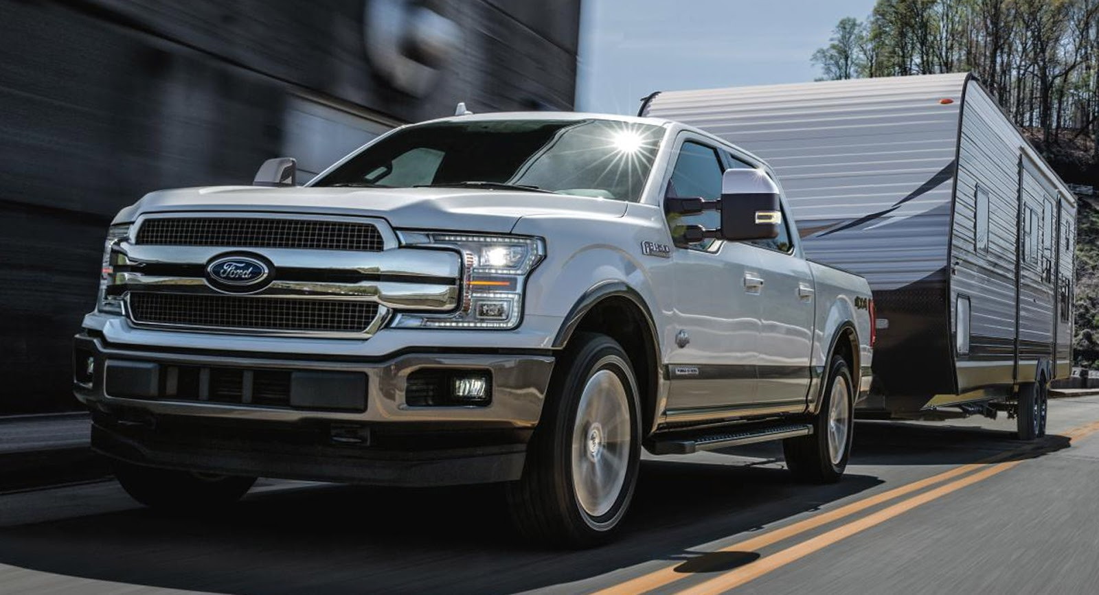 Ford to Launch Diesel Truck to Grab Fuel Economy Edge