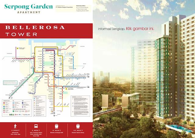 Serpong Garden Apartemen