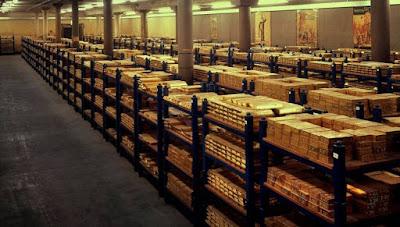 Γεμίζουν με ράβδους χρυσού τα θησαυροφυλάκια της Μπούντεσμπανκ - Τι φοβάται το Βερολίνο;