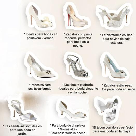 bodas, inspiración.: zapatos de novia- bride shoes.