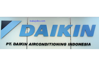 Lowongan Kerja Terbaru PT Daikin Manufacturing Indonesia