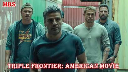 Triple Frontier Cast