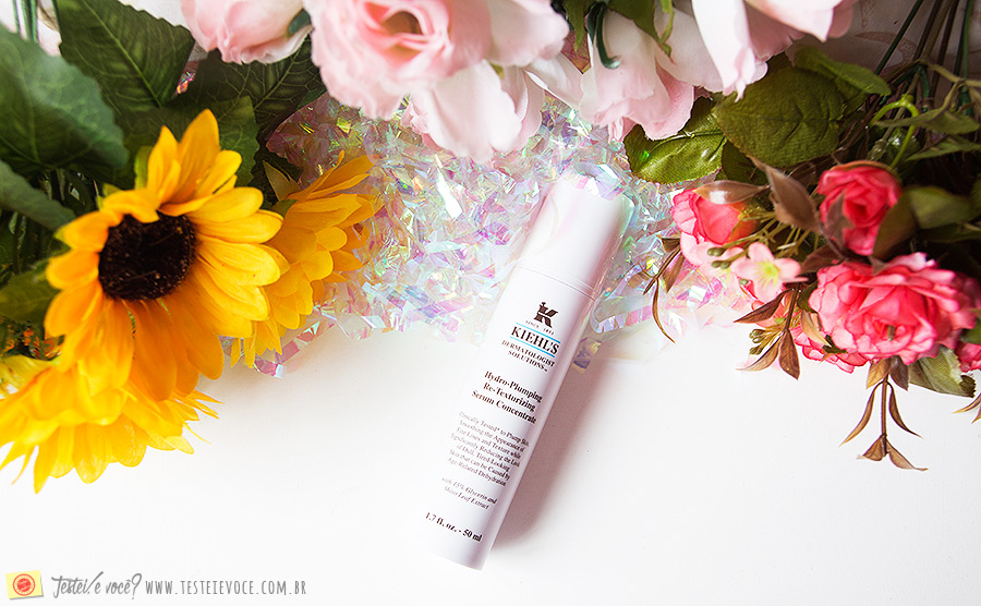 Hydro-Plumping Re-Texturizing Serum Concentrate – Kiehl's