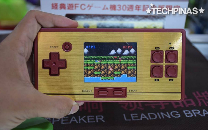 FC Pocket Gaming Console