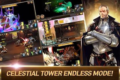 Seven Knights Mod APK + data