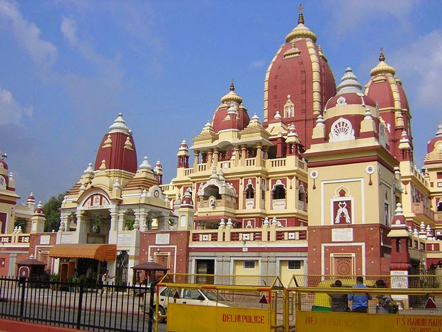 Lakshmi Narayan Mandir, Connaught Place