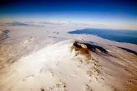 """La ciudad antigua """"Kayona"""" bajo la superficie helada de la Antártida"""