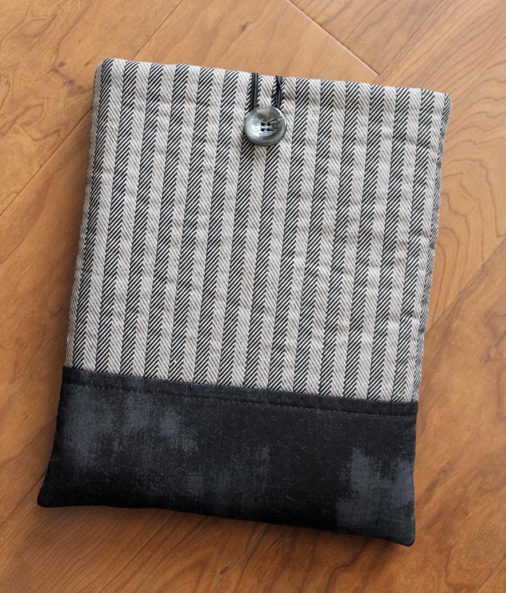 Fabric Mill: iPad Cover Tutorial