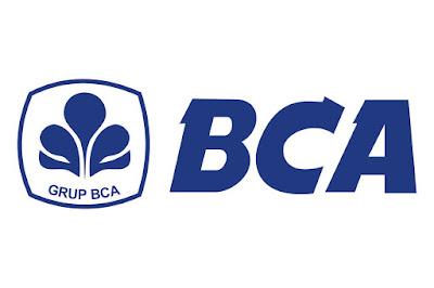 Logo Bank BCA Format CDR