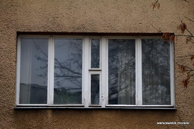 Warszawa Warsaw Żoliborz ulice Żoliborza willa architektura okno