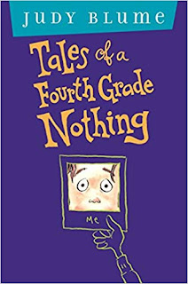 Tales of a Fourth Grade Nothing is a great chapter book for any upper elementary classroom for a read-aloud or even as a novel study.