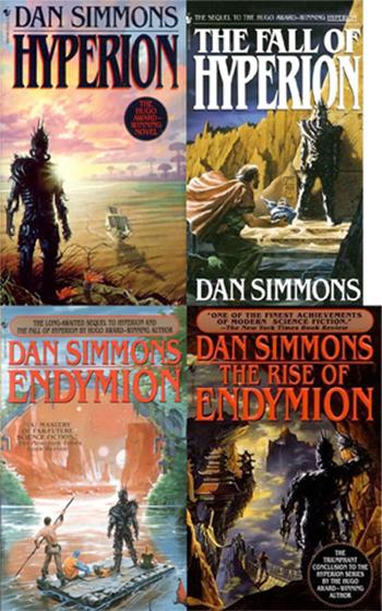 Novelas de Dan Simmons