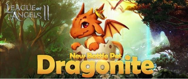 League of Angels 2: LOA2 - Battle Pet Dragonite Makes Its Debut