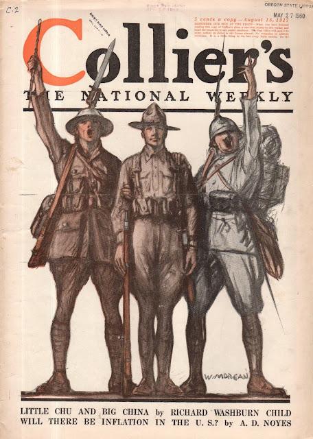 Collier's magazine, August 18, 1927